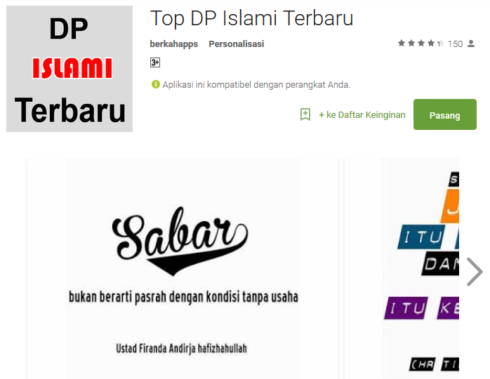 DP BBM Bergerak Qurban / Kurban Terbaru September 2015