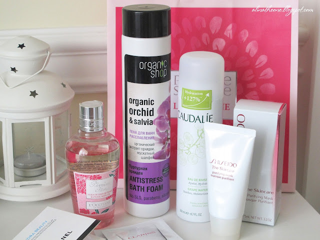 бьюти-блог-beauty-blog-покупки-косметика-loccitane-shiseido-caudalie