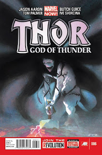 Thor God of Thunder (Marvel Now)
