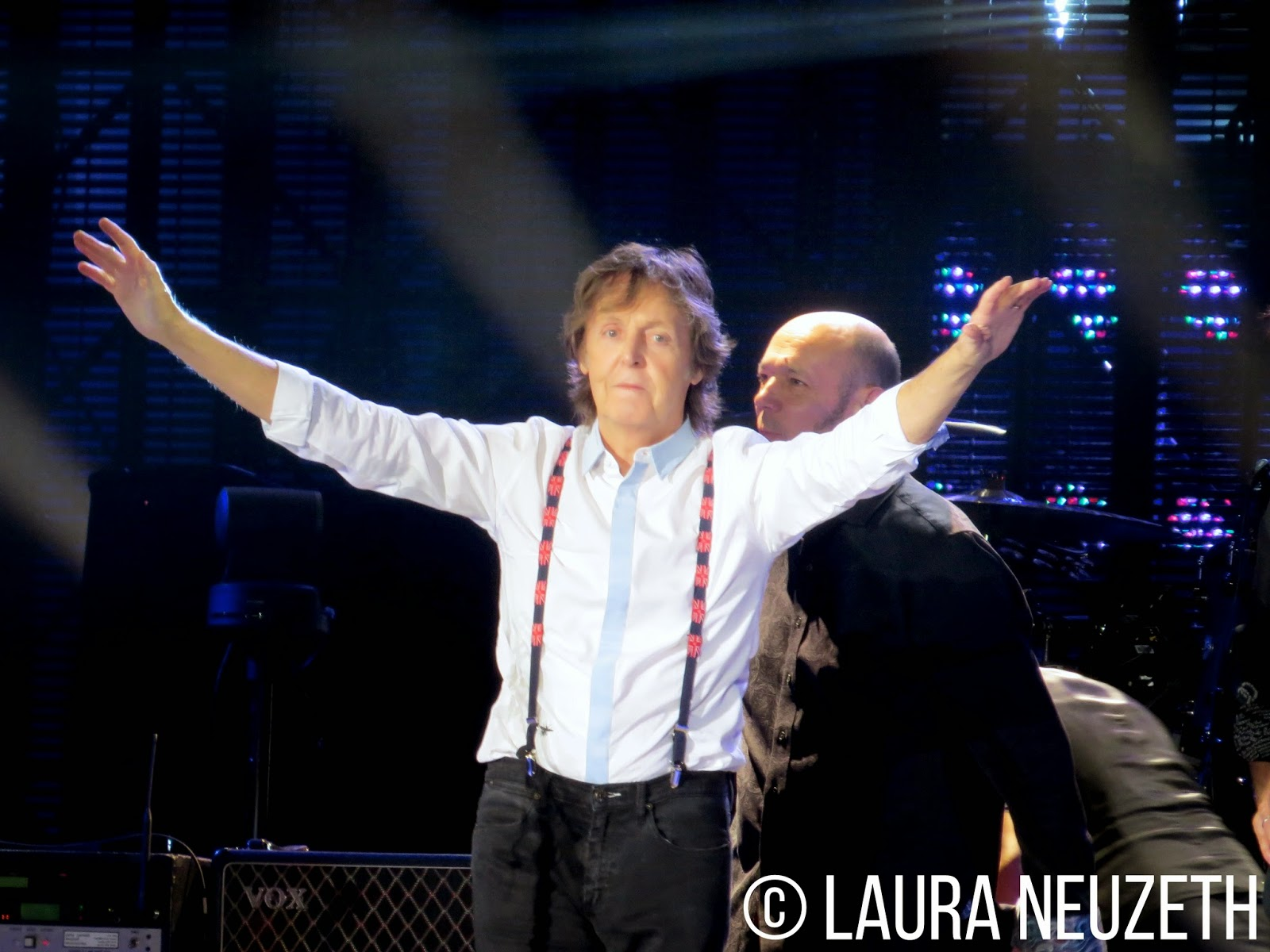 Paul McCartney in San Diego
