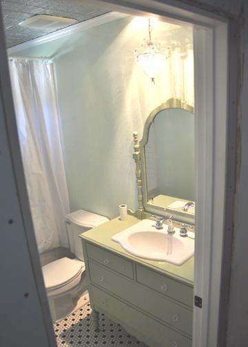 kerstie pederson DIY Bathroom Remodel Part 4 The END