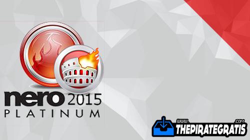 Download Nero 2015 Platinum Português-BR + Serial via Torrent