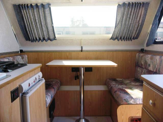 FAMILY RV BLOGGER: 2003 Chalet Aspin A frame camper T5111C