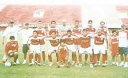 DT Club Atlético 3 de Febrero - Paraguay 2008