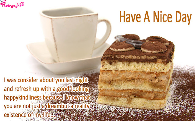 Images Of Good Morning Cake : The biggest poetry and wishes website of the world ...