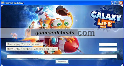 Game And Cheats net: Galaxy Life Hack 2012