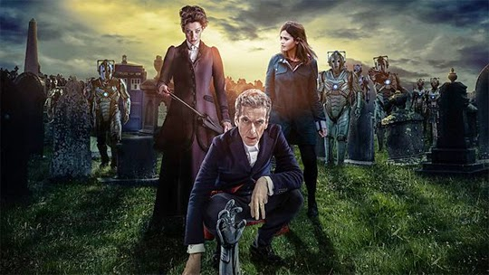 "DOCTOR WHO finale - ""Death in Heaven"""