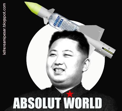 Kim Jong-Un, Corea del Norte, Absolut