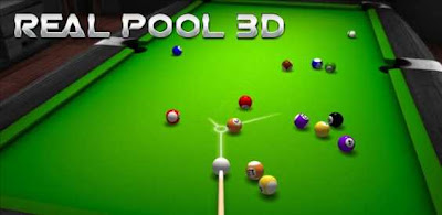 Play against AI or Never like before pool experience. Play 8 Ball, 9 B
