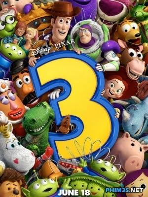 Câu chuyện đồ chơi 3 Toy Story 3
