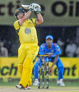 India vs Australia 1st T20 2013 Scorecard, Australia Tour India 2013 match result,