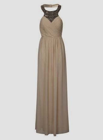 Dorothy Perkins Grecian Maxi Dress - Affordable Wedding Dresses