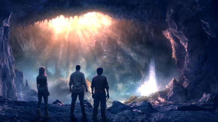 Resultado de imagen de Escenarios en Viaje al Centr4o de la Tierra