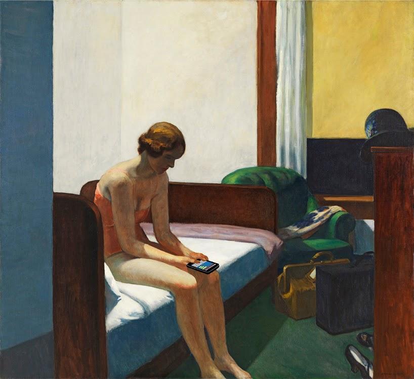 Эдвард Хоппер Комната в отеле (1931)