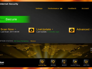 Norton AntiVirus 2012 + Norton Internet Security 2012 v19.1.0.28