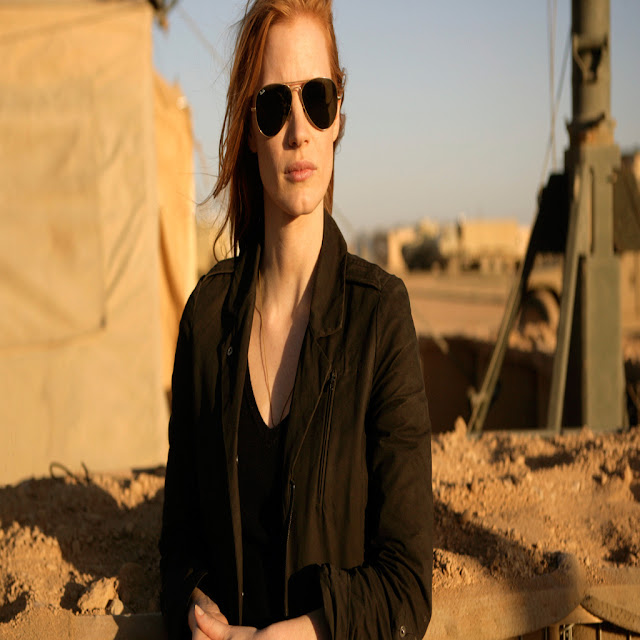 2013 Oscar Nominations - Free Download Zero Dark Thirty HD iPad Wallpapers