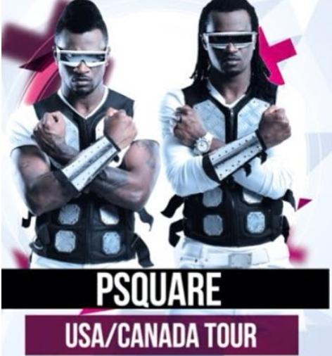 psquare us canada tour