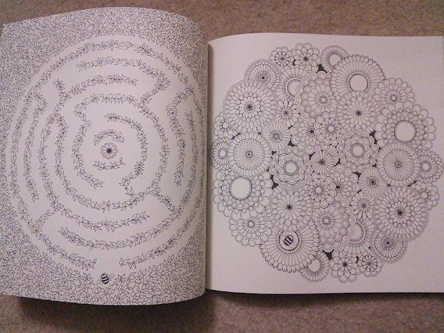 Mua Sach To Mau Secret Garden Coloring Book