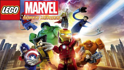 LEGO® MARVEL Super Heroes v1.11.1~4 APK + SD