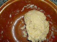 Roscón de Reyes de Trufa-masa roscón-media masa