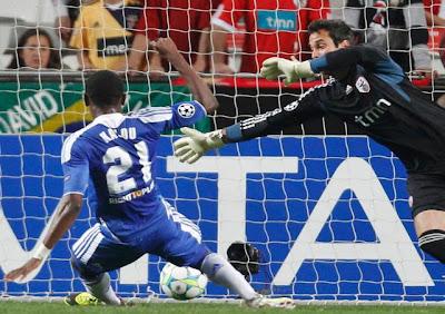 Chelsea vs Benfica