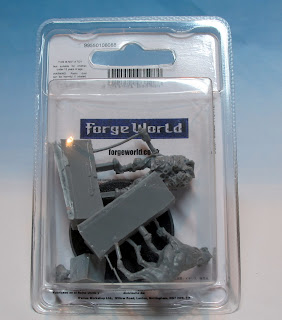 Forgeworld Event Only Imperial Enforcer Blister
