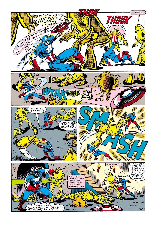 Captain America (1968) Issue #338 #267 - English 9
