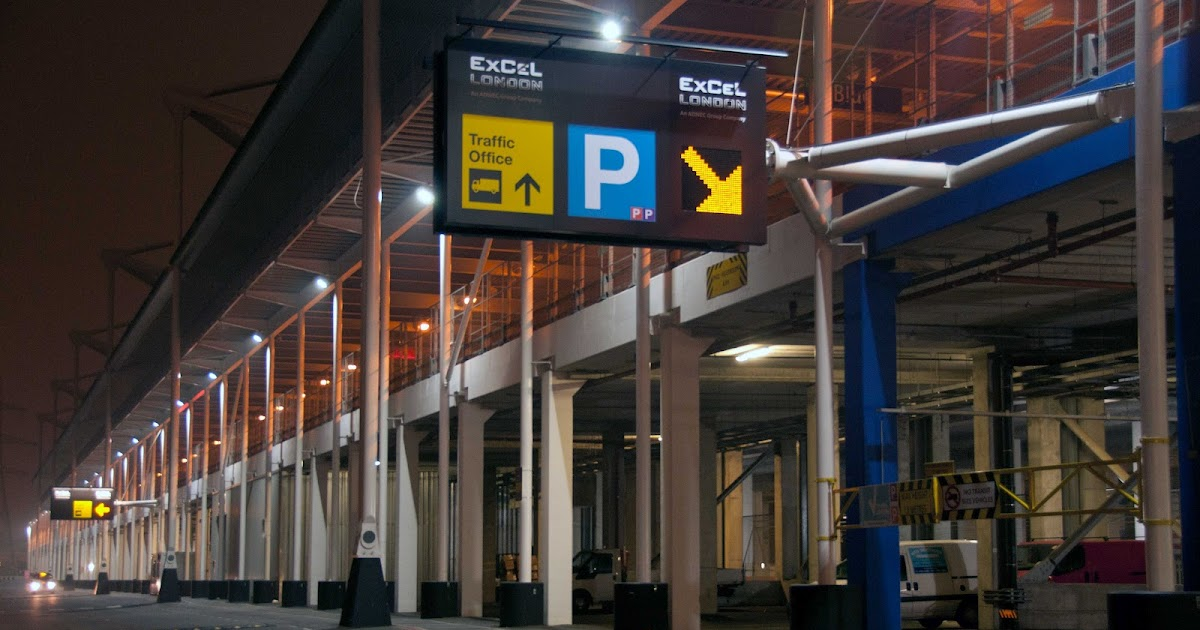Dialight Corporation Excel London Expands Led Lighting