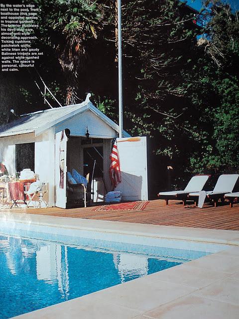 A Coastal Summer: Boatshed Style