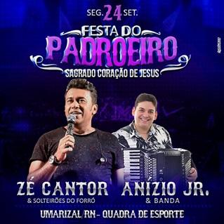 FESTA DO PADROEIRO EM UMARIZAL