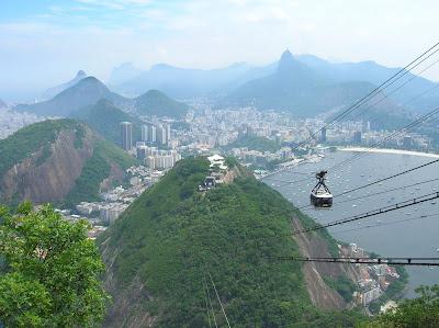 Vistas panorámicas de Río de Janeiro, Brasil, La vuelta al mundo de Asun y Ricardo, round the world, mundoporlibre.com