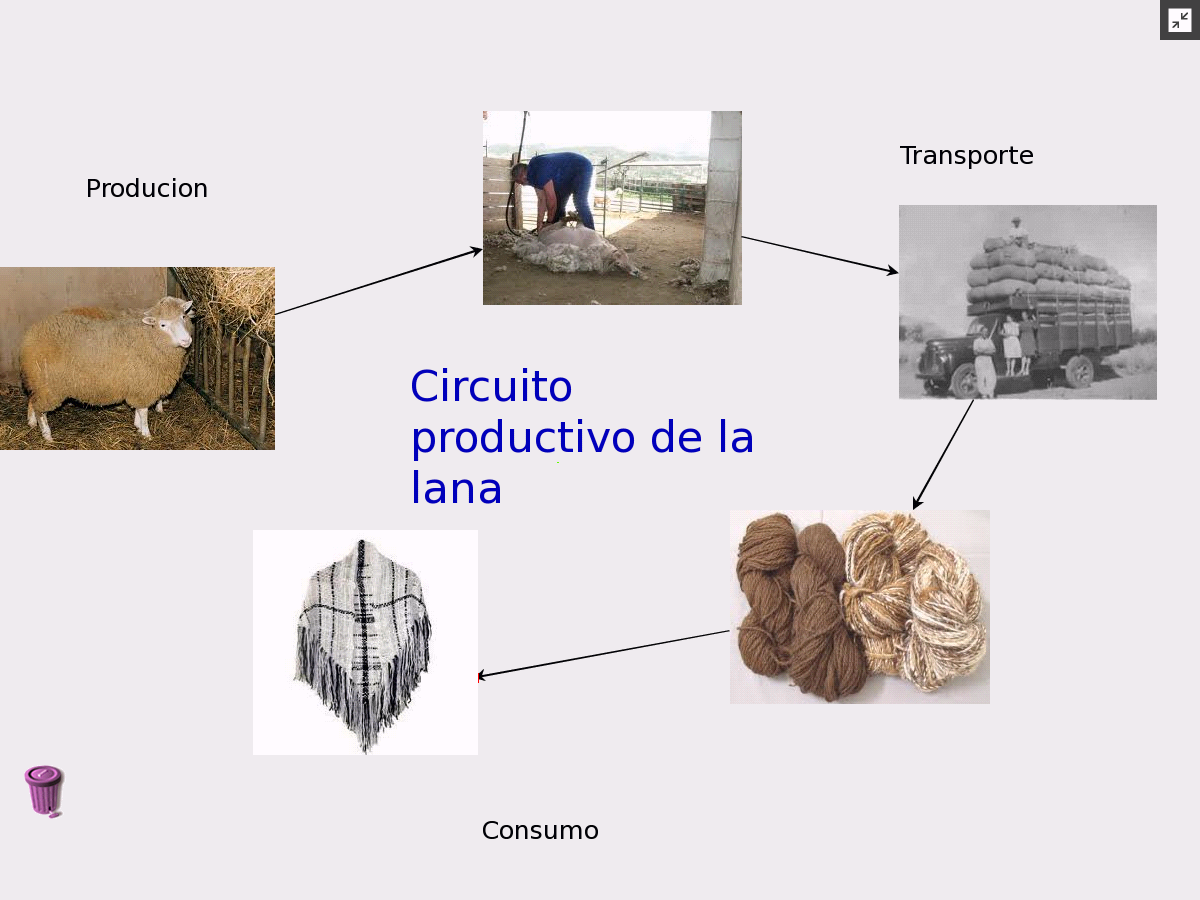 Circuito Productivo De La Lana : Maestro de apoyo ceibal º año a circuito productivo