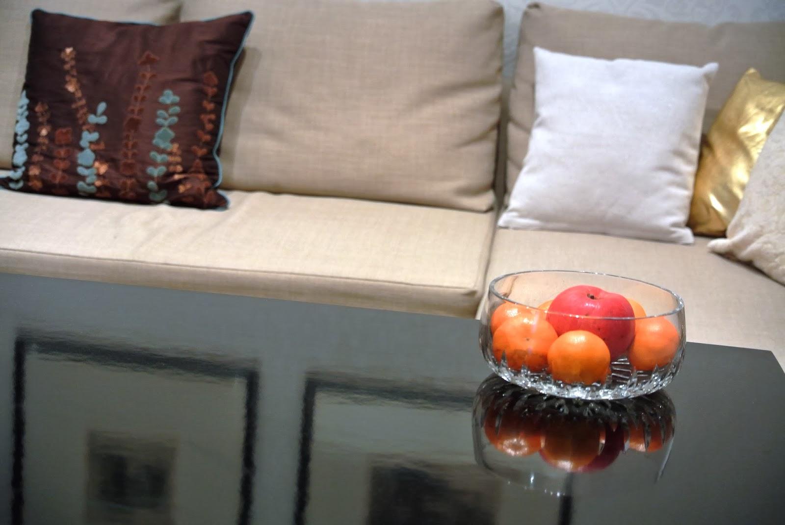 Paulay Design Apartment - living area