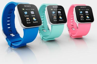 Relógio com Android da Sony já está sendo vendido nos EUA