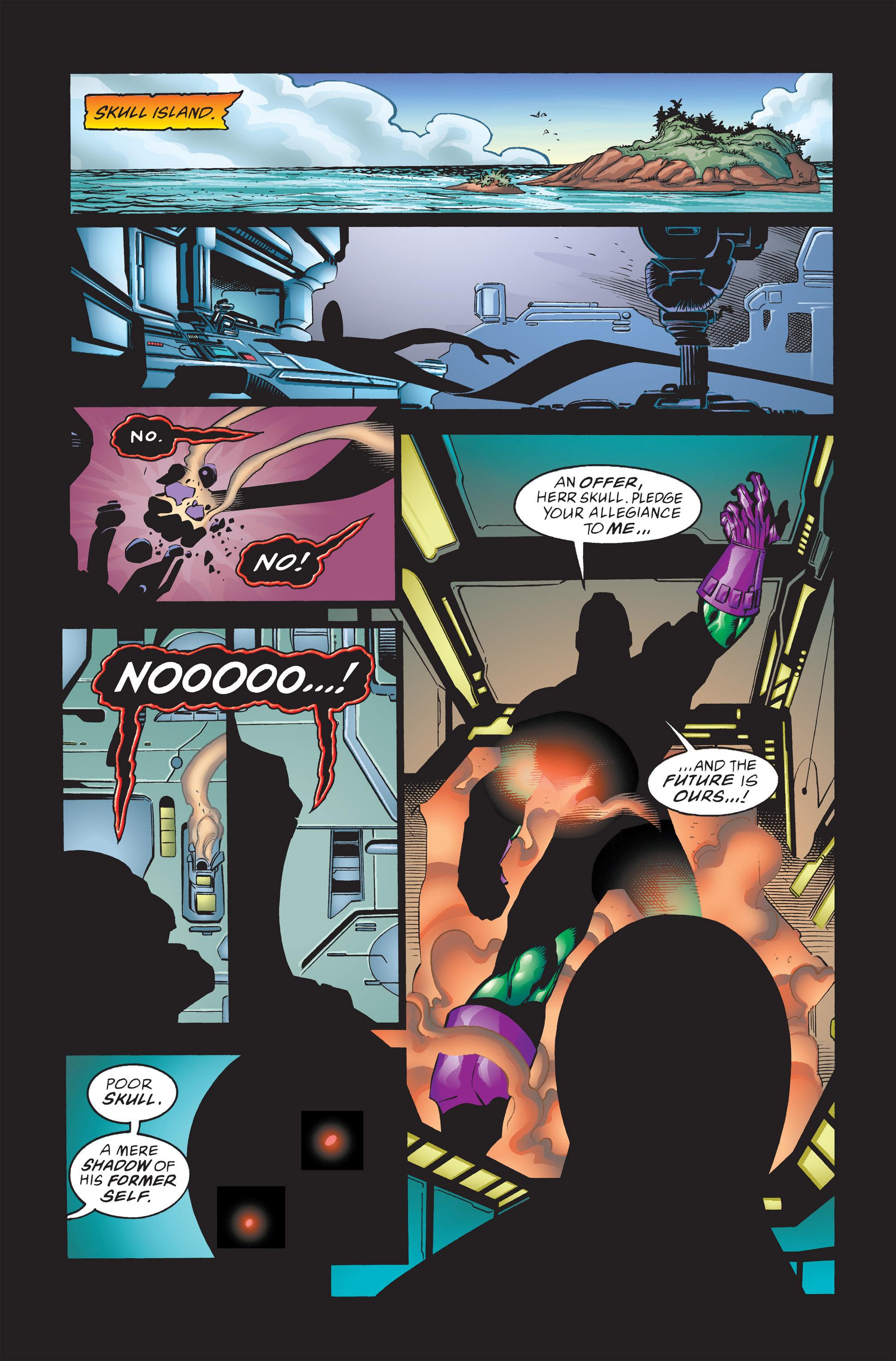 Captain America (1998) Issue #10 #16 - English 12