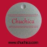 Chuchica {Chupetas personalizadas com Cristais}