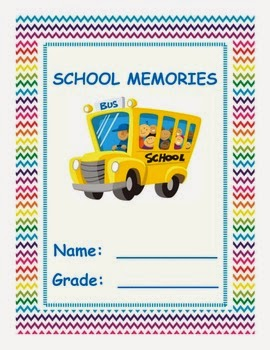 http://www.teacherspayteachers.com/Product/End-of-School-Year-Memory-Book-for-elementary-241547