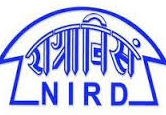 NIRD Recruitment Notice for Assistant Professor posts Feb-2014