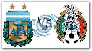 Ver Argentina Vs México Online En Vivo