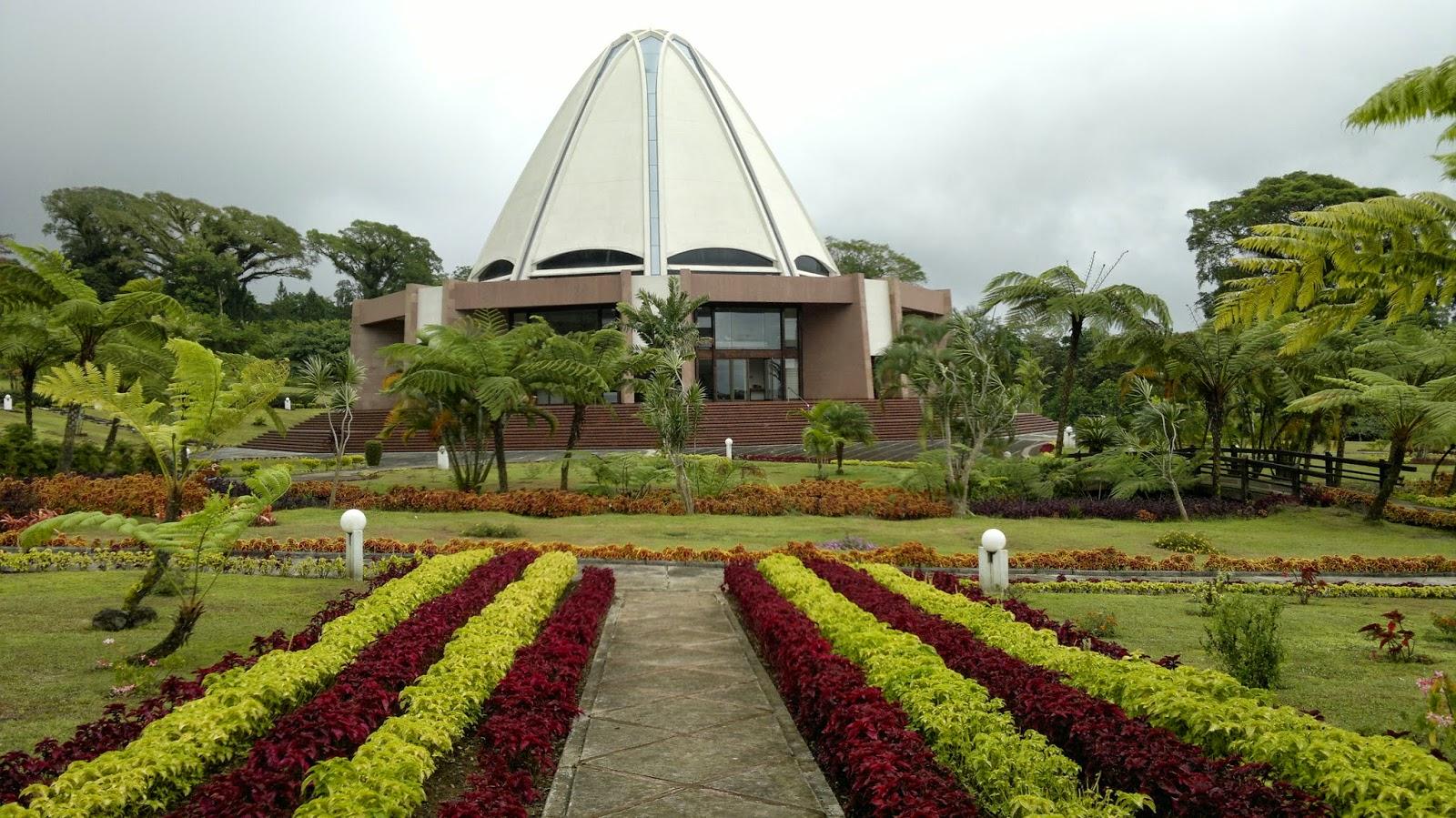 Tempio Bahai