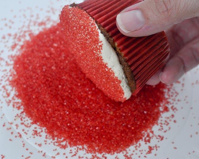 sugar sprinkles cupcakes