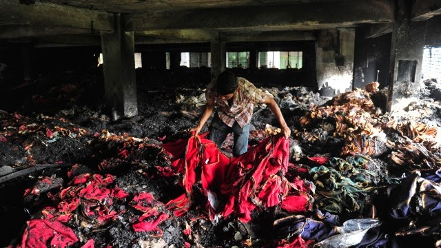 Fairtrade - fabryka w Bangladeszu