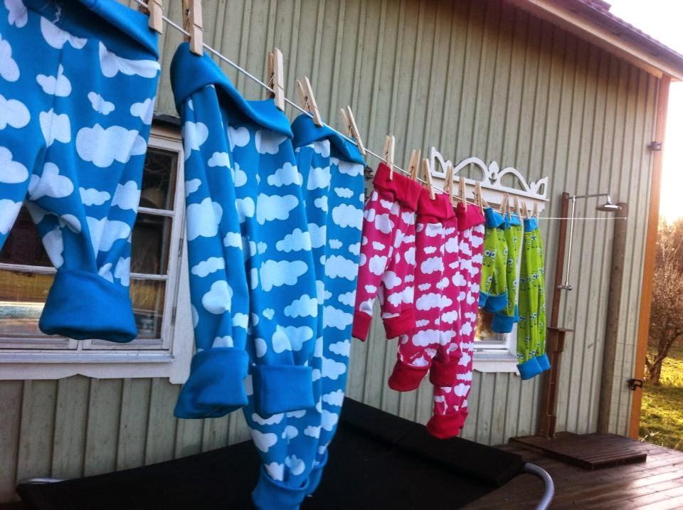 Babykläder Valla Gård