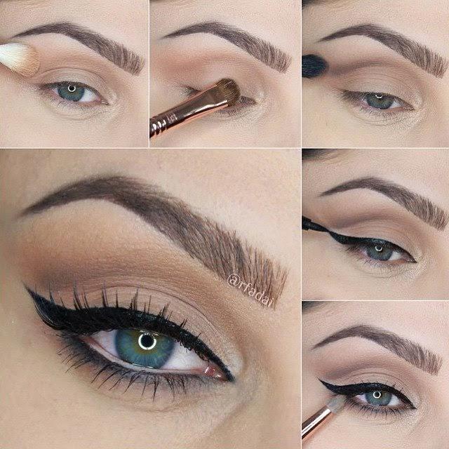Eye Make Up Tutorial #7.