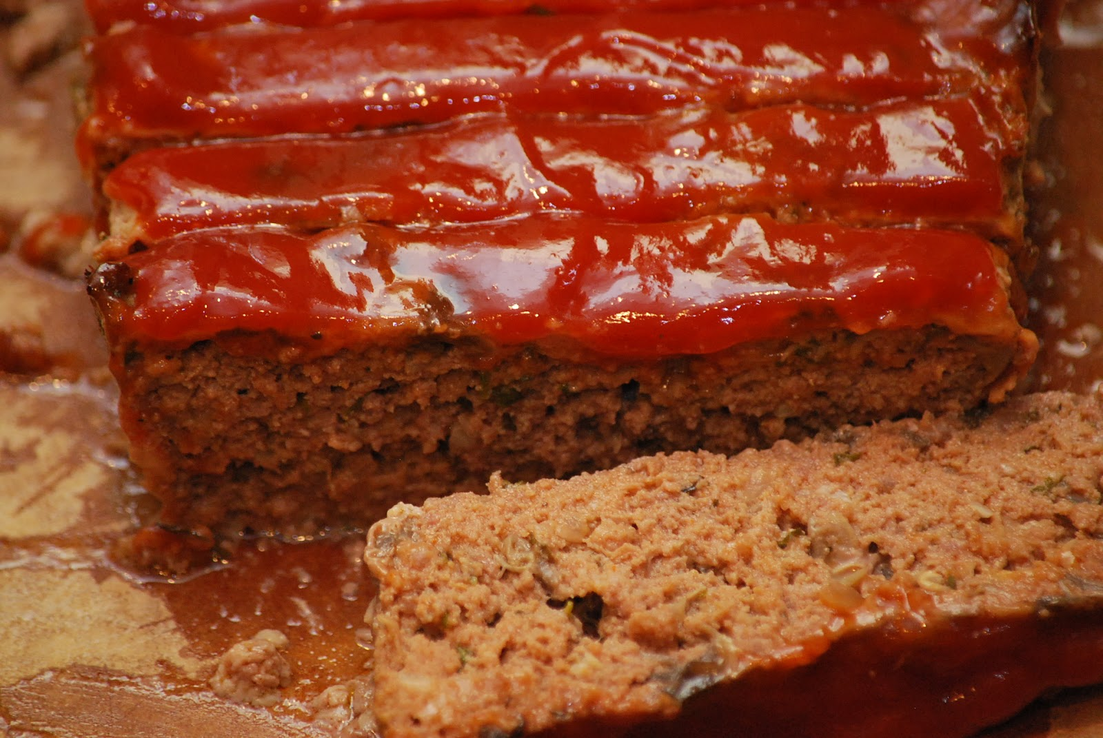 My story in recipes: Classic Meatloaf