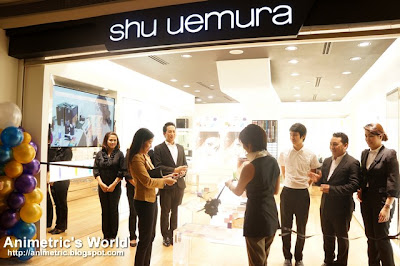 Shu Uemura in Trinoma