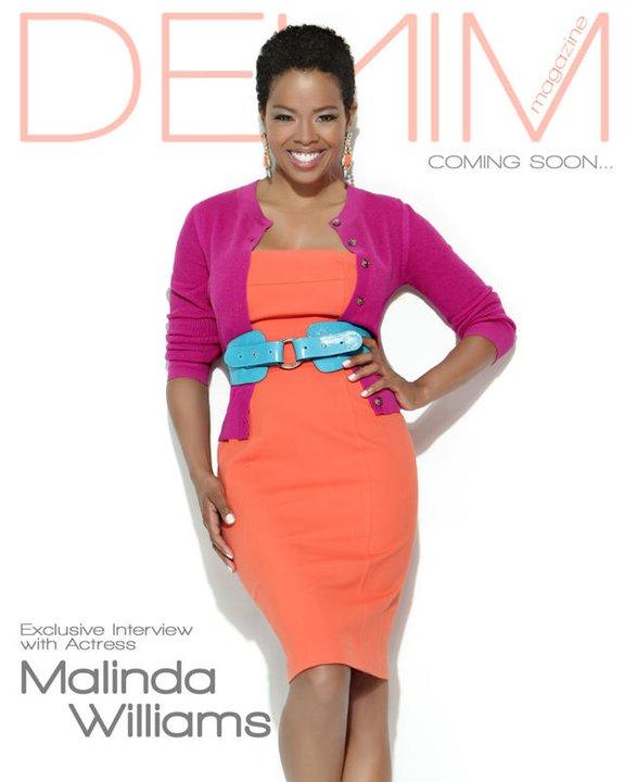 Malinda Williams Short Hair 2013