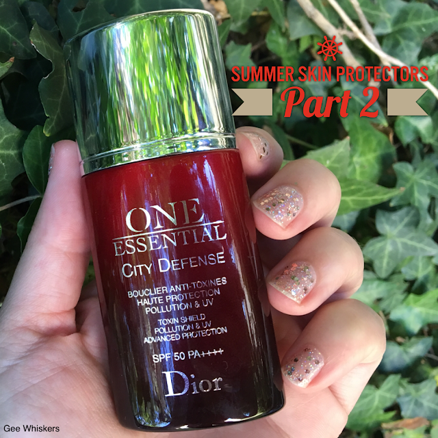 Dior One Essential City Defense