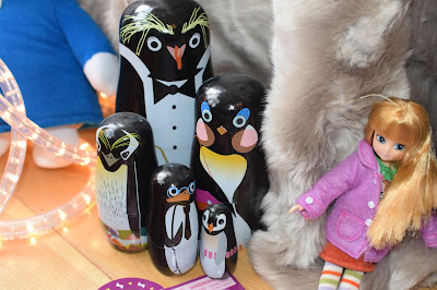 Blue Suntree Nesting Penguins russian dolls - Christmas gift guide 2015 - Emma in Bromley