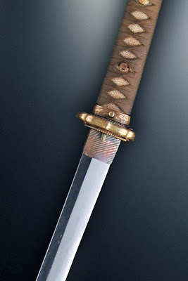 iPhone 4 Sword Wallpaper Theme